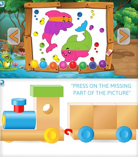Kids Educational Games: Preschool and Kindergarten 2.6.0 Screenshots 1