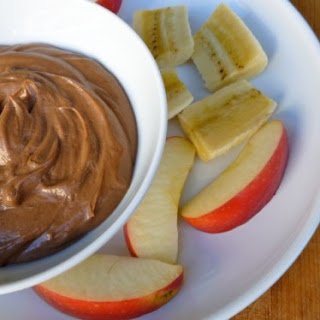 Weight Watchers Chocolate Peanut Butter Dip