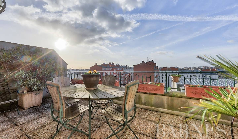 Appartement avec terrasse Vincennes