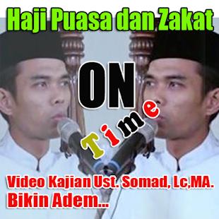 Haji Puasa Zakat dan Ahlak mengatur waktu - náhled
