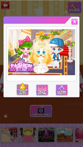 My Fashion Star : Couple & Wedding style 1.0.10 screenshots 6