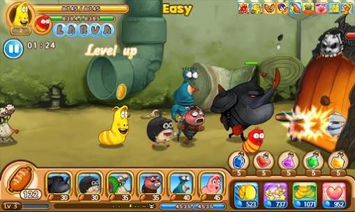 Larva Heroes: Lavengers (MOD, Unlocked All Heroes/Units/Skills) 5