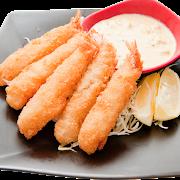 Fried Shrimp (5pc)