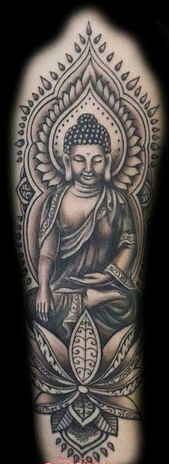 50 Brilliant Buddha Tattoos And Ideas With Meaning