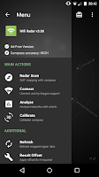 Screenshot of Wifi Radar