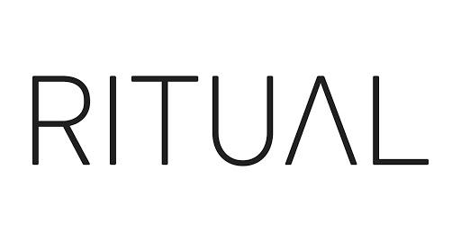 ritual logo modern font