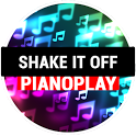 """Shake It Off"" PianoPlay icon"