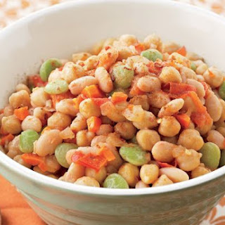 Moroccan-style Simmered Beans