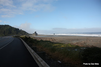 Photo: (Year 2) Day 357 - On the Road Just Outside Gold Beach, Heading South
