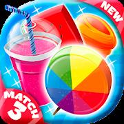 Candy Ice Cream Jam Match 3