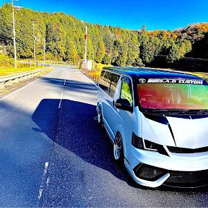 ハイエースバン TRH200V S-GL TRH200V H19年型のカスタム事例画像 DJけーちゃんだよさんの2020年11月15日09:04の投稿