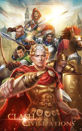 Télécharger Gratuit Clash of Civilizations  APK MOD (Astuce) screenshots 1