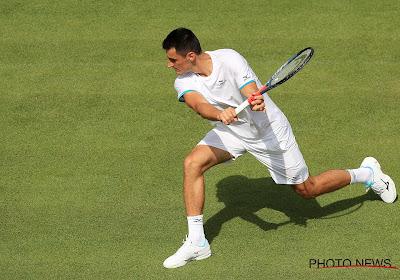 Bernard Tomic moet zijn prijzengeld van Wimbledon inleveren na 'onprofessionele houding'
