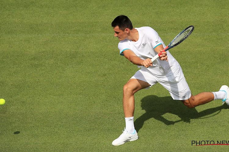 Australisch 'enfant terrible' verliest prijzengeld na kortste Wimbledon-wedstrijd sinds 2004