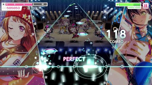BanG Dream! Girls Band Party! modavailable screenshots 7