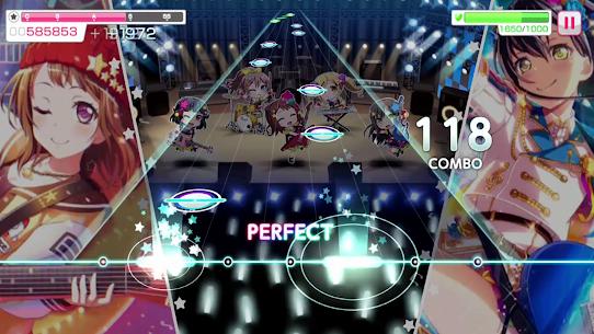 BanG Dream! Girls Band Party! Mod Apk 4.5.0 (Menu Mod + God Mode) 8