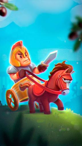 Clash Rider - Clicker Tycoon screenshots 2