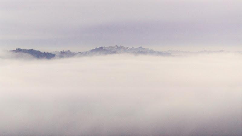 Mare di nebbia. di Alex75