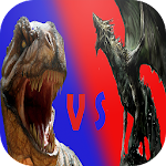 Dragon Vs Dinosaurs Icon