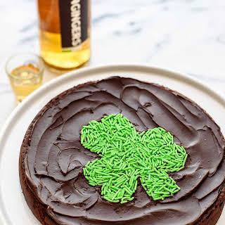 Flourless Whiskey Cake.