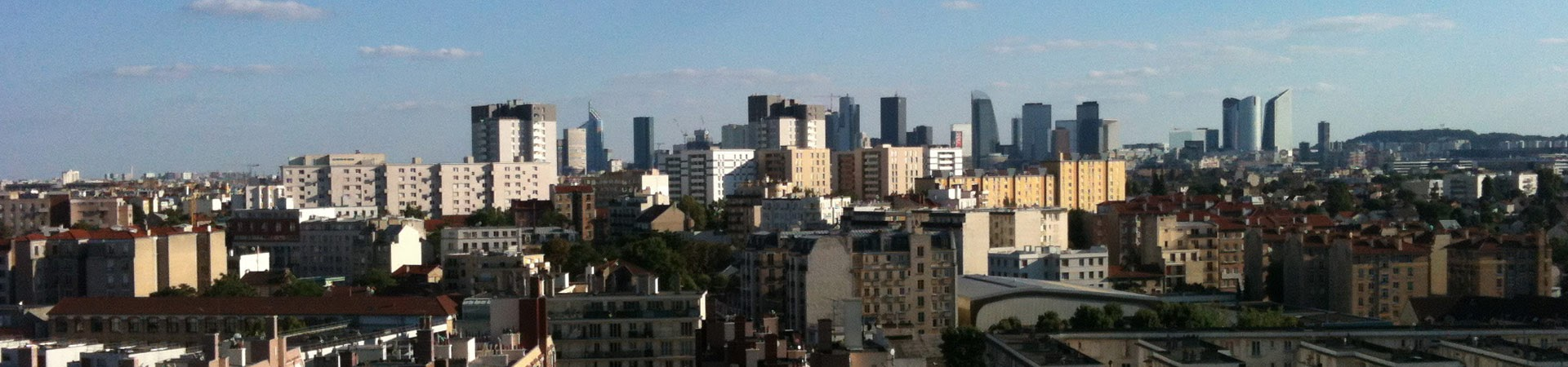 Immobilier Colombes