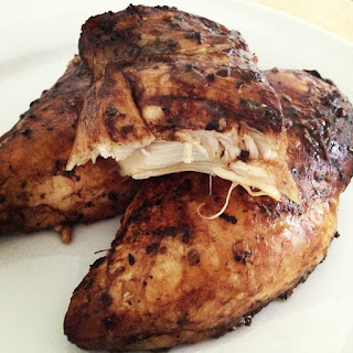 BALSAMIC MARINATED CHICKEN BREASTS & PALEO CHALLENGE Recipe