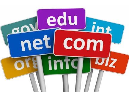 Domain Name - náhled