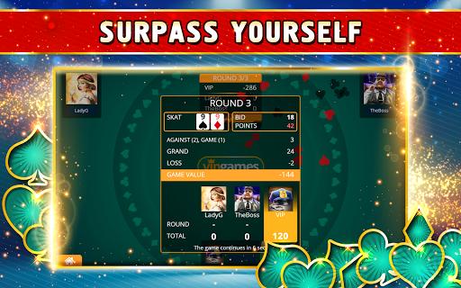 Skat Offline - Single Player Card Game 1.1.20 10