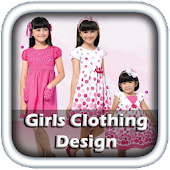 Girls Clothing Design