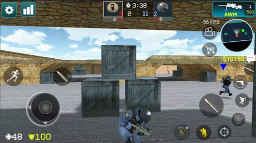 Télécharger Strike team  - Counter Rivals Online mod apk screenshots 3