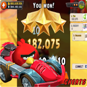 Cheat Angry Birds Go!
