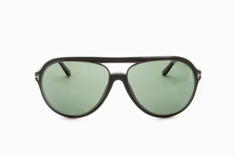Tom Ford TF379 Polarized in Black
