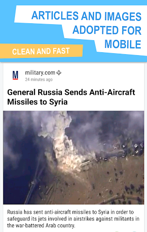 android Military news! Screenshot 2