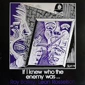 If I Knew Who the Enemy Was