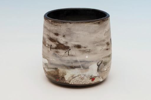 Sam Hall Ceramic Tea Bowl 018