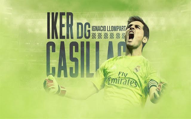 Iker Casillas Fernández Themes & New Tab