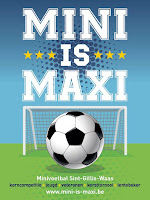 Sporting Sint-Gillis-Waas Onze hoofdsponsors Mini is Maxi