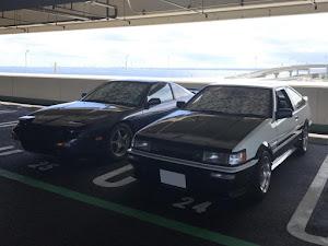 カローラレビン AE86 S62年 GT-APEXのカスタム事例画像 ae86kiwamiさんの2018年06月21日11:58の投稿