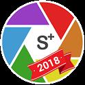 S Photo Studio: Pic Editor & Collage Maker icon