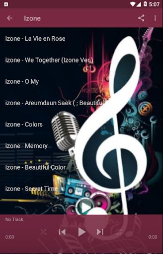Izone Rose Version