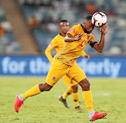 Kaizer Chiefs' forward Bernard Parker is optimistic about winning the  league. / Muzi Ntombela/BackpagePix