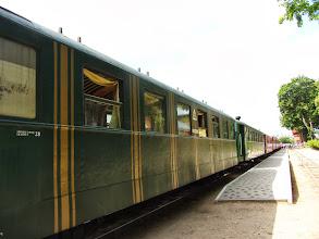 Photo: 1 klasės vagonas ir