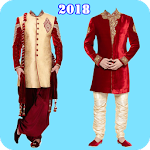 Men Sherwani Dress Designs Photo Maker 2018 Icon