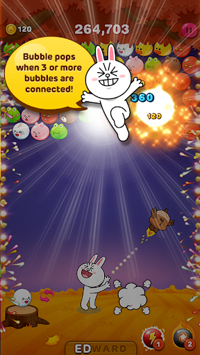 LINE Bubble! screenshots 2