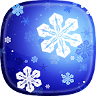 Snow on the Go Live Wallpaper icon