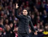 Arsenal coach Mikel Arteta zegt bezorgd te zijn dat hij niet de financiën zal hebben om zijn team te versterken deze zomer transferperiode.
