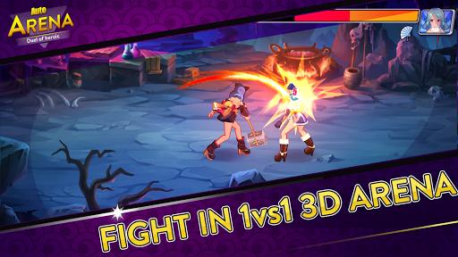 Auto Arena - Duel of heroic screenshot 4