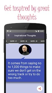 How to get Great Inspirational thoughts 1.0.1 apk for laptop