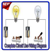Complete Circuit Line Wiring Diagram
