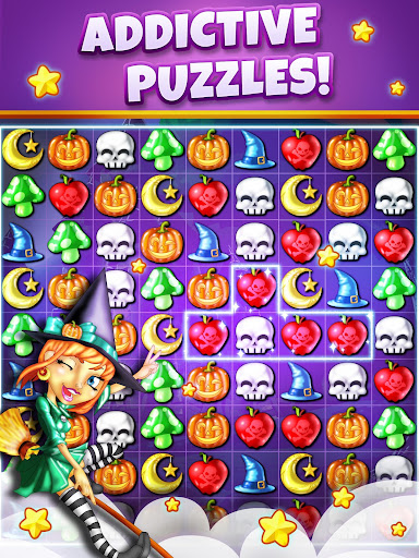 Witch Puzzle - New Match 3 Game 2.10.0 screenshots 7